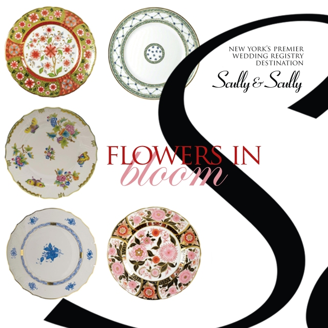 fine china wedding registry scully and scully