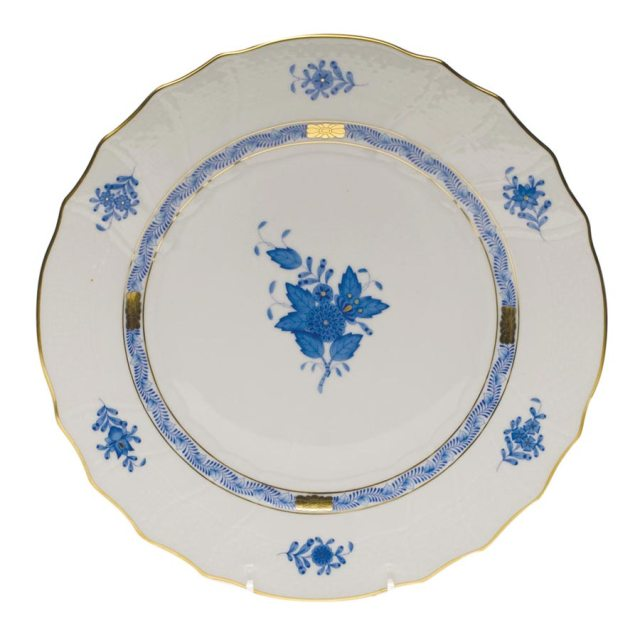 Herend Chinese Bouquet in Blue.