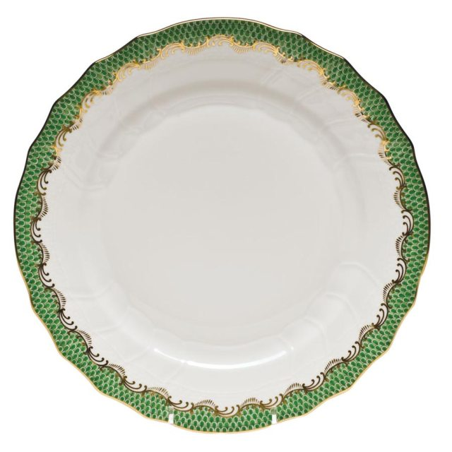 herend china fish scale