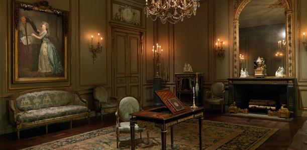 tesse room decorative mirrors met museum