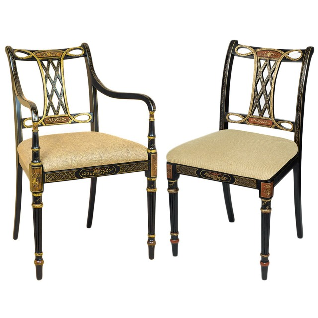 beaufort chairs scully and scully
