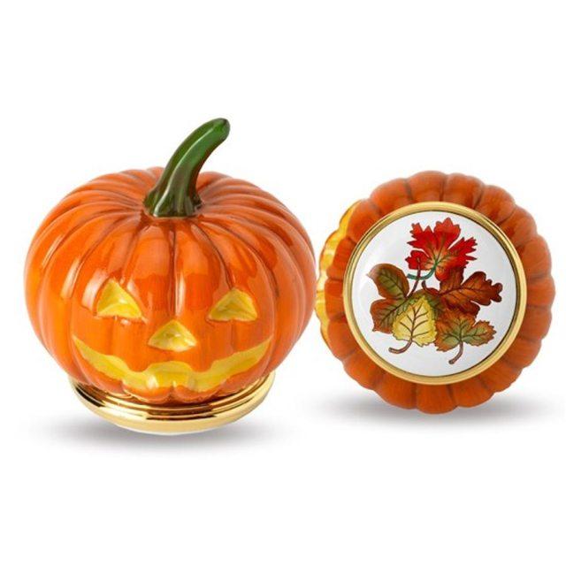 halloween halcyon days pumpkin bonbonniere
