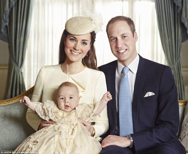 royal christening prince george kate middleton