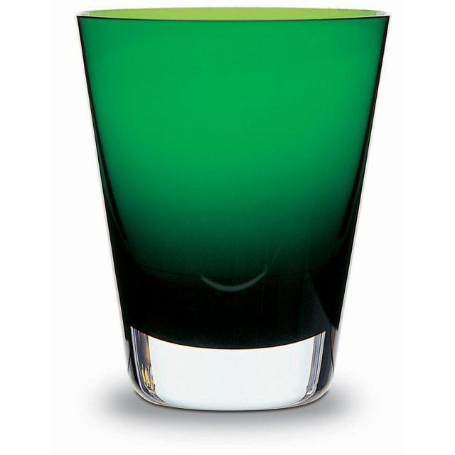 baccarat mosaique tumbler emerald pantone