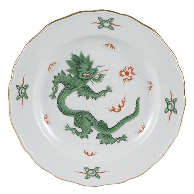 meissen fine china green emerald pantone