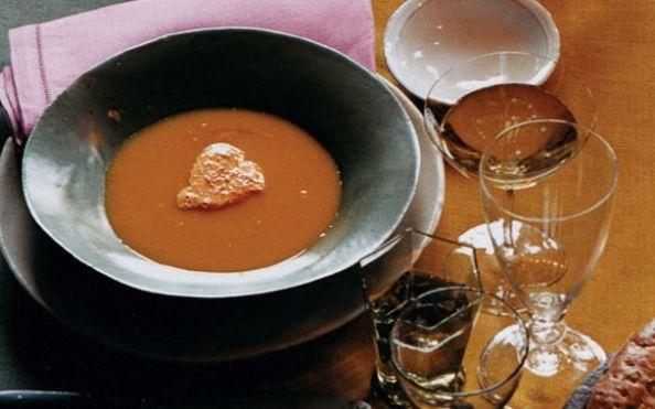 pumpkin soup thanksgiving
