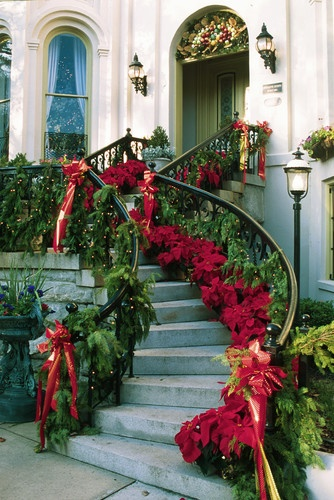 christmas decor garland