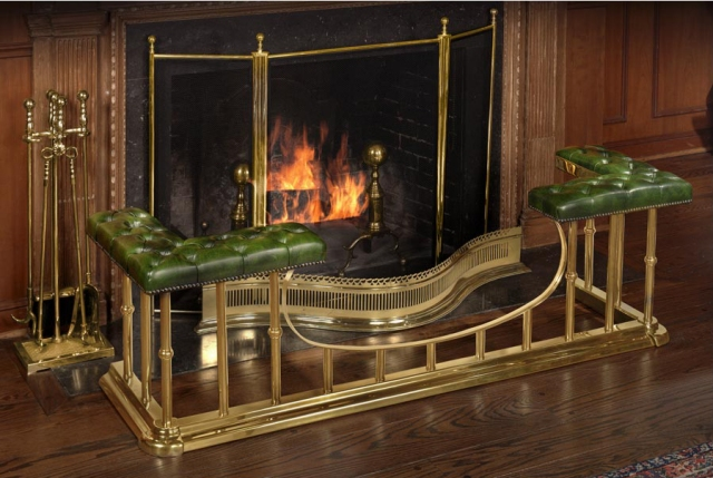 regal club fender fireplace scully and scully