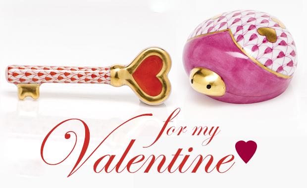 valentines day herend