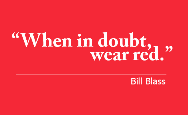 bill blass quote