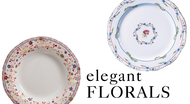 elegant florals scully & scully