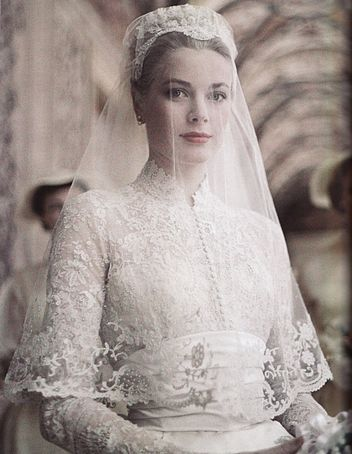 grace kelly royal weddings