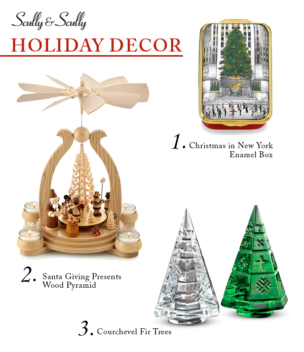 christmas gifts holiday gifts christmas decor scully & scully
