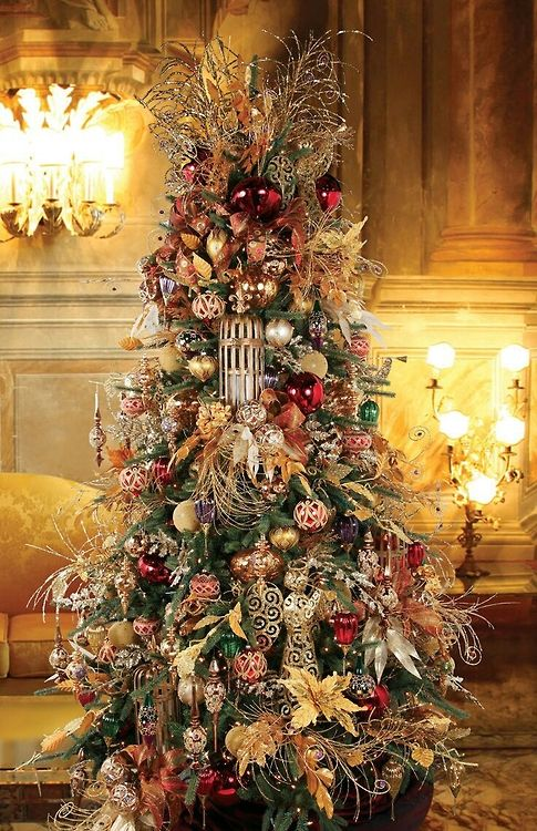elegant christmas decor