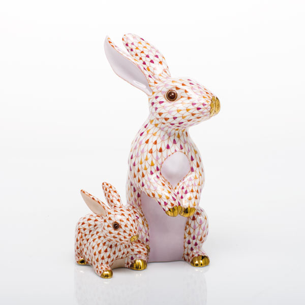 herend-bunnies